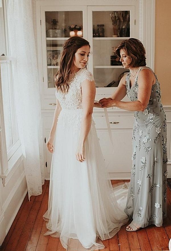 мама невесты