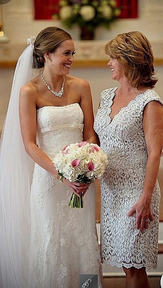 цвет платья мамы невесты